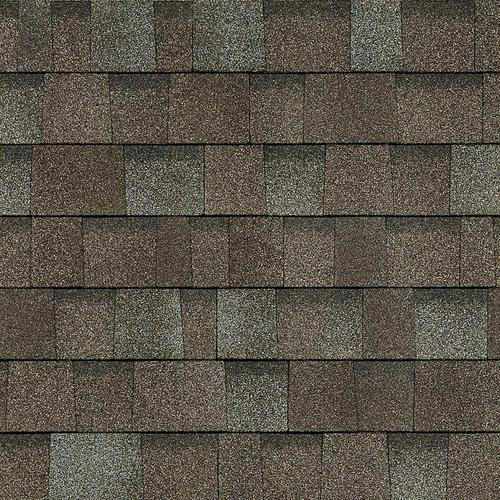 Owens Corning Oakridge 32.8 Sq Ft Driftwood Laminated Architectural Roof Shingles