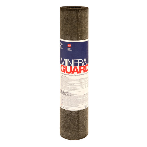GAF Mineral Guard 3.28-ft W x 32.58-ft L 100-sq ft Summer Sage Roll Roofing