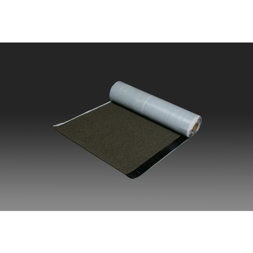 3-ft W x 3-ft L 100-sq ft Black Roll Roofing