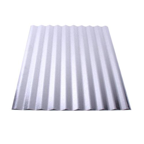 Union Corrugating 2.16-ft x 12-ft Corrugated Steel Roof Panel