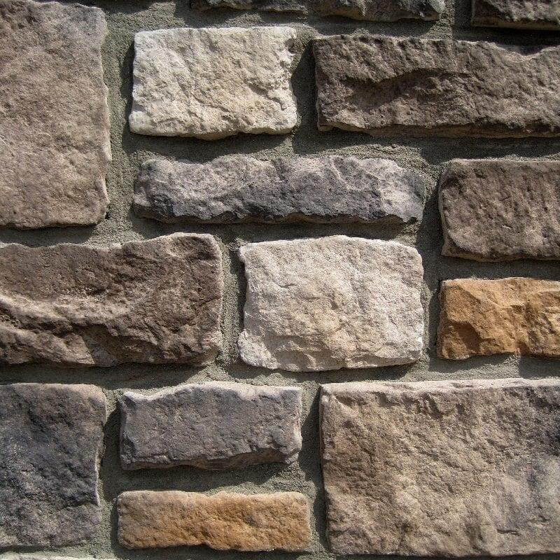 Black Bear Manufactured Stone - Lime Stone Rustic/Rustic / 6 Lineal Ft Corner