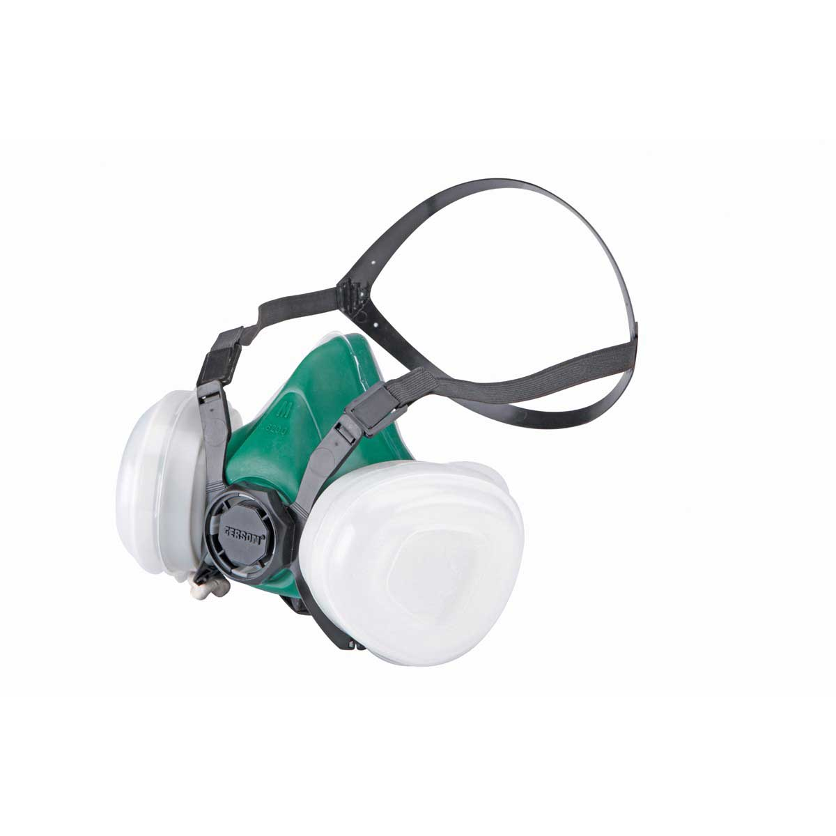 P95 Maintenance-Free Dual Cartridge Respirator, Large