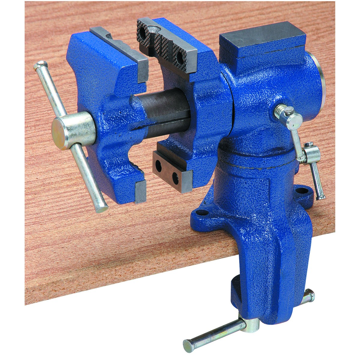 2-1/2 in. Table Swivel Vise