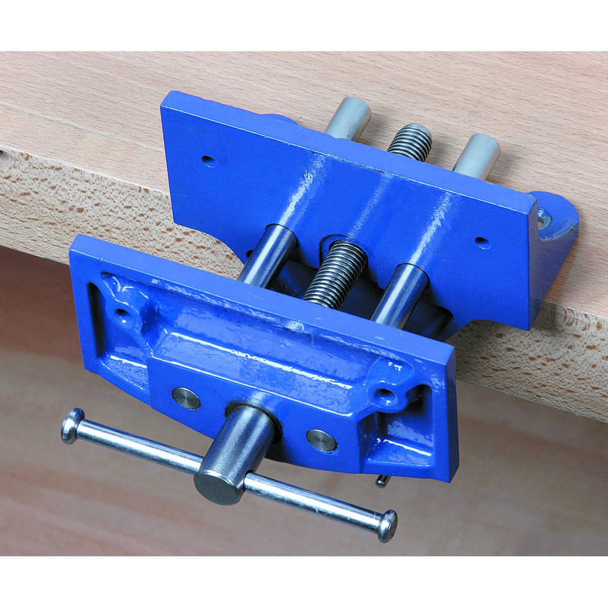6 in. Portable Carpenter's Vise